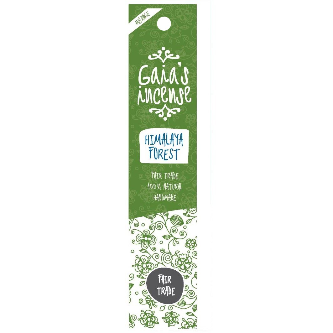 GAIA\'S INCENSE Himalaya Forest