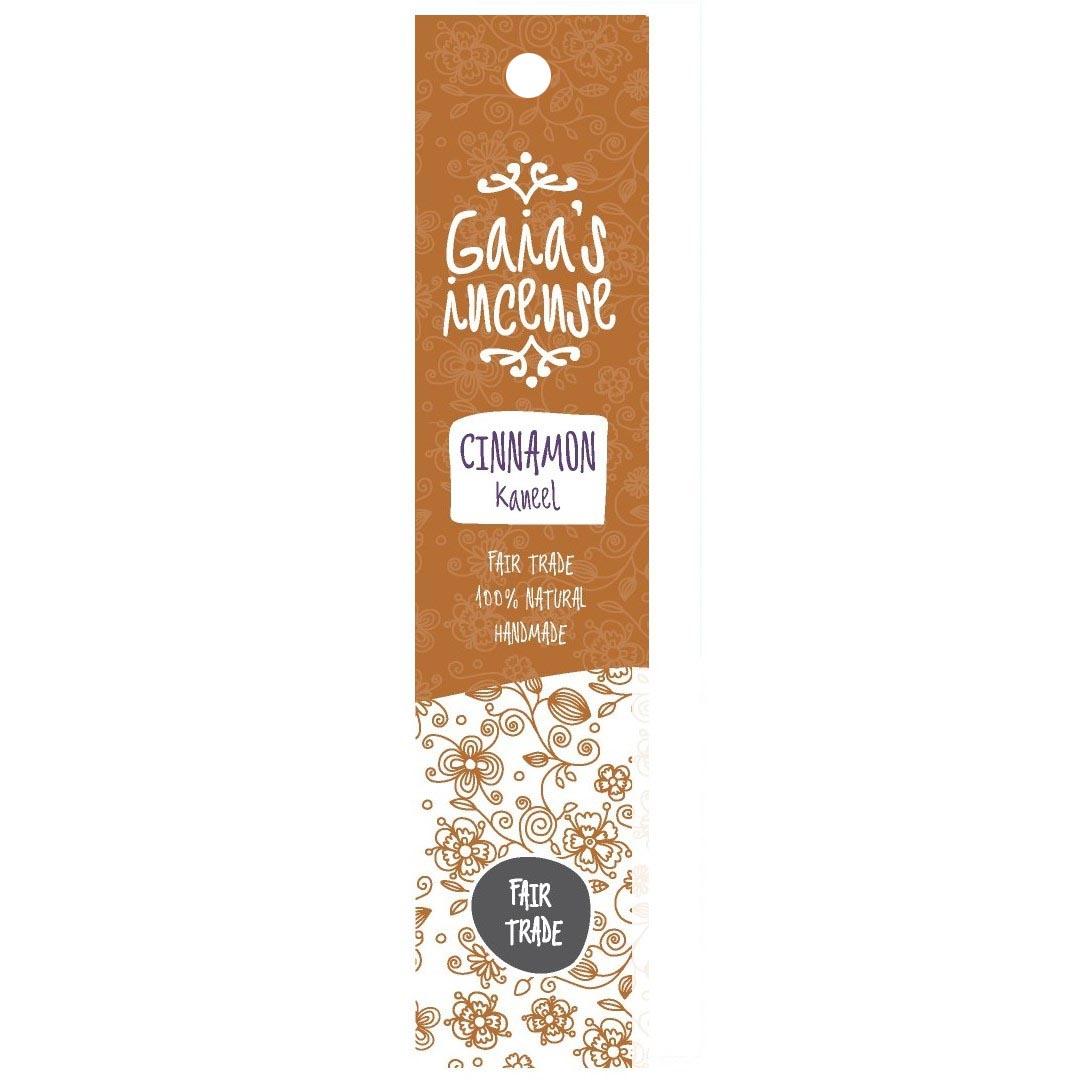 | GAIA\'S INCENSE cinnamon/kaneel