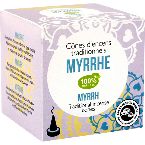 MIRRE CONES ANCIENT TRADITION