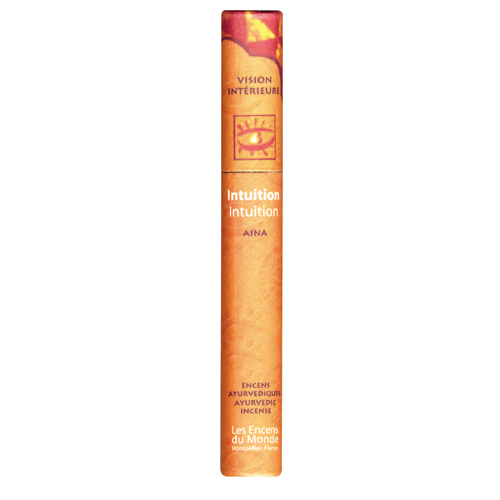 AYURVEDIC INCENSE INTUITION