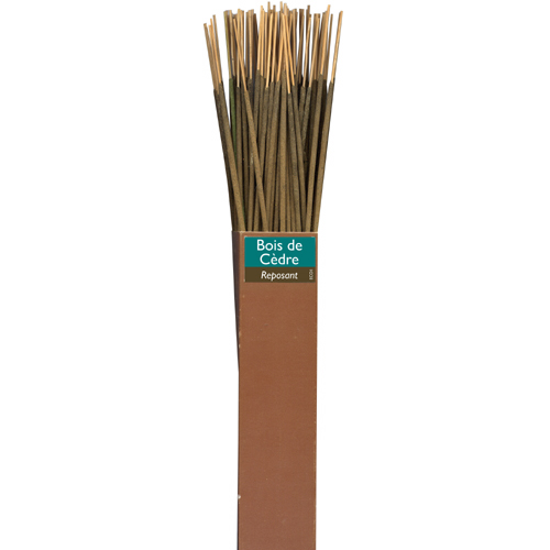 ECO1 - CEDAR WOOD ECO INCENSE