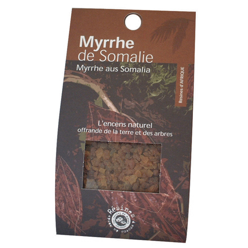 HARSWIEROOK (RESIN) MYRRHE - MYRs