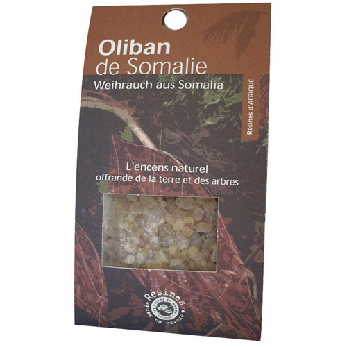 RESIN INCENSE FRANKINCENSE - OLSOMs