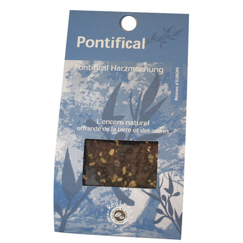 RESIN INCENSE  PONTIFICAL- PONTs