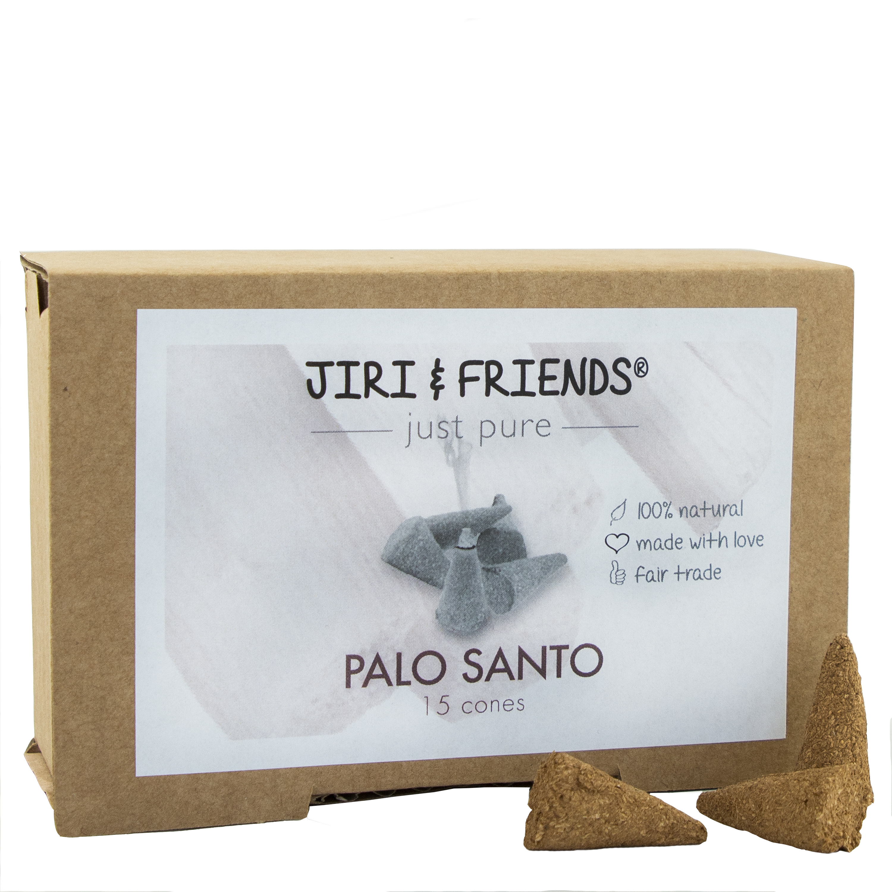 PALO SANTO CONES (Jiri and Friends)