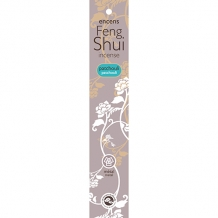 FENG SHUI INCENSE METAL / PATCHOULI