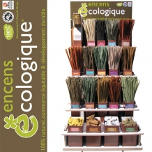 DISPLAY ECOLOGICAL INCENSE (single)