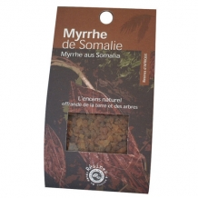 RESIN INCENSE MYRRHE - MYRs