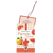 FRAGRANCE SACHETS  PAMPELMOUSE (12 bags)