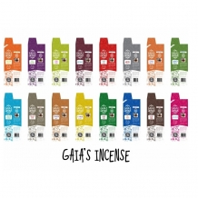 GAIA\'S INCENSE one package each