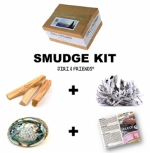 SMUDGE KIT (Jiri and Friends)