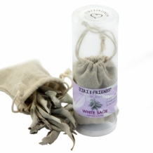 WHITE SAGE SCENTED SACHET  (Jiri and Friends)